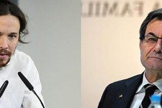 """Juan Manuel de Prada fulmina a Artur Mas y Pablo Iglesias: """"Les une su cetrina pasión de odio a España"""""""