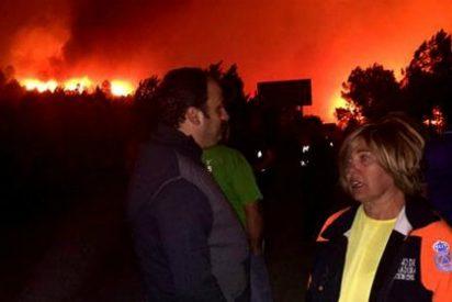 """Charo Cordero: """"Nos volcaremos absolutamente con Gata y su Parque Cultural"""""""