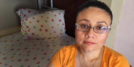 Una inmigrante mexicana lleva un año refugiada en una iglesia de Tucson