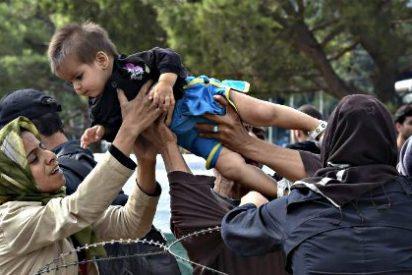 Récord de entrada de inmigrantes ilegales en Hungría: 2.000 en una noche