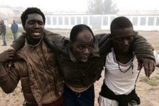Mueren ahogados 4 inmigrantes subsaharianos que intentaban llegar a Ceuta a nado