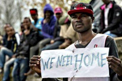 """Eurotunnel: """"Los inmigrantes creen que nuestras calles están asfaltadas con oro"""""""