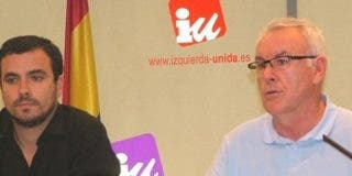Alberto Garzón y Cayo Lara convierten Izquierda Unida en Izquierda Hundida