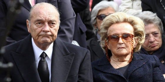 La cruel venganza conyugal de la cornuda Bernadette contra Jacques Chirac