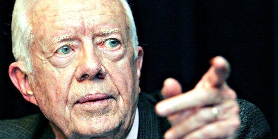 El expresidente Jimmy Carter revela que el cáncer se le ha extendido al cerebro