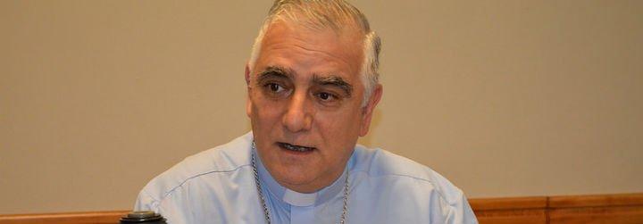 """Monseñor Jorge Lozano: """"Muchos niños padecen desnutrición o malnutrición en Argentina"""""""