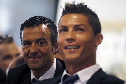 El regalo de boda de Cristiano Ronaldo a Jorge Mendes: una isla griega