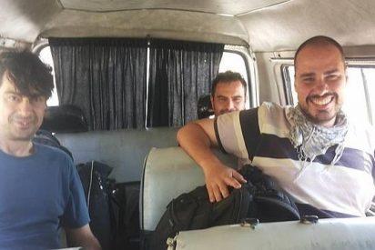 Los olvidados: 40 días sin saber nada de tres periodistas españoles secuestrados en Siria