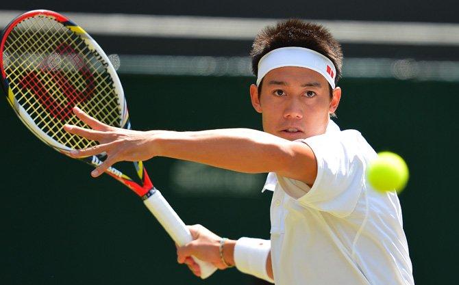 Nishikori se coloca cuarto en el ranking ATP