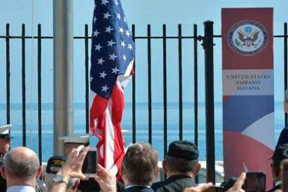 El 'cubalibre' sin hielo de EEUU en La Habana: iza su bandera tras 54 años de tensión