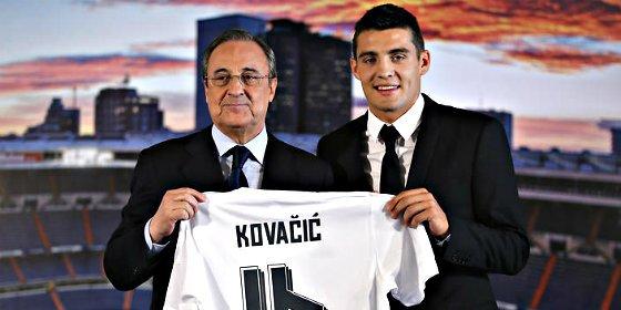 """Luka Modric: """"Kovacic va a ser Balón de Oro en dos años"""""""