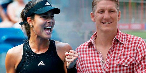 La tenista más guapa del mundo y Schweinsteiger se compran un carísimo 'casoplón' en Manchester