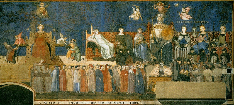 Virtud, cristianismo y democracia