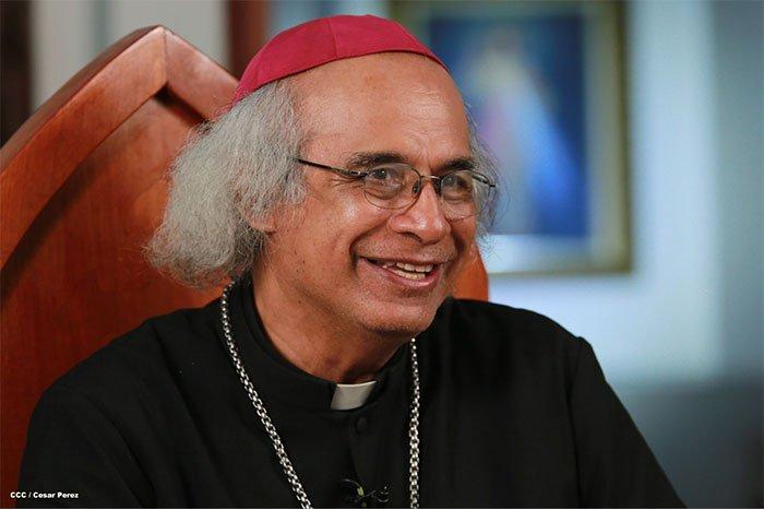 Cardenal de Nicaragua ruega por la vida de su compatriota condenado a muerte en USA