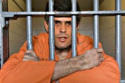 La CNN logra sacar un vídeo de los opositores Leopoldo López y Daniel Ceballos en la prisión chavista de Ramo Verde