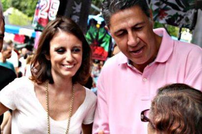 El doble juego del socialista Pedro Sánchez da munición al popular García Albiol