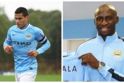 El Valencia ficha a dos jugadores del City
