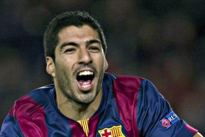 La 'fiera' Suárez corrige con un golazo otro penalti fallado de Leo nMessi