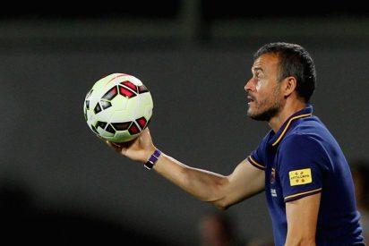 """Luis Enrique: """"Difícilmente veremos en el Gamper el equipo de la Supercopa"""""""