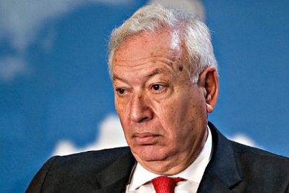 """García Margallo: """"Un pacto entre PSOE y Podemos sería una catástrofe de dimensiones bíblicas"""""""