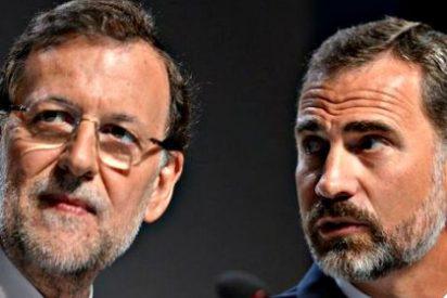 El Rey y Rajoy no hablan de cosas banales