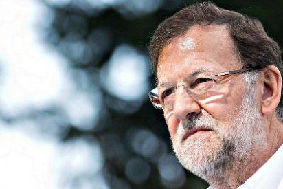 """Mariano Rajoy: """"Lo peor que le puede pasar al país es un pacto PSOE-Podemos"""""""