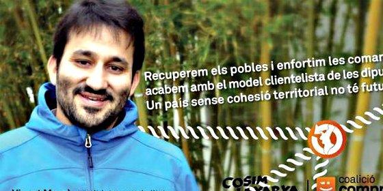 Vicent Marzà, conseller de Educación de la Comunidad Valenciana, no sabe escribir en español