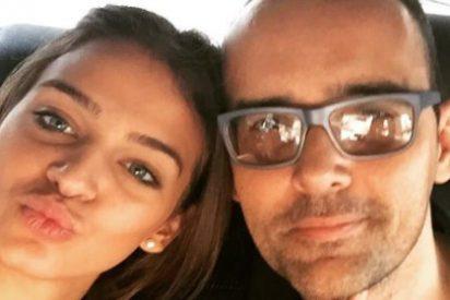 """La 'escapada' de Risto Mejide con la modelo Laura Escanes y la novia """"guay"""""""