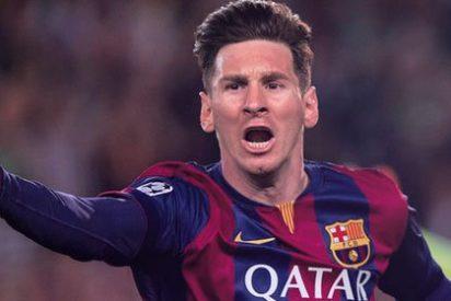 Messi, mejor gol del año para la UEFA; Cristiano fue segundo