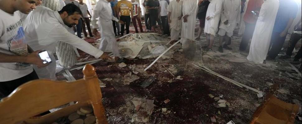 13 muertos en un atentado suicida contra una mezquita de Arabia Saudí