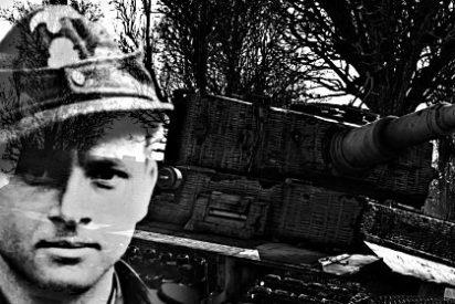 El 'Barón Negro': Wittmann, el feroz oficial nazi que se cargaba solo docenas de tanques aliados
