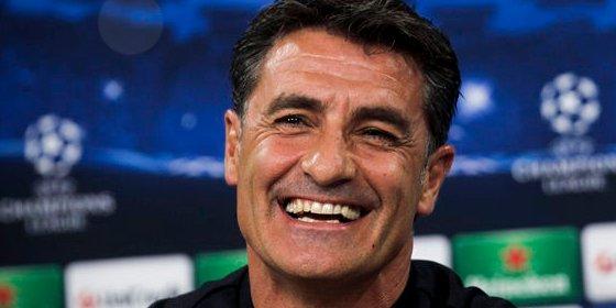 Nada más aterrizar en su nuevo equipo... Michel pide el fichaje del jugador del City