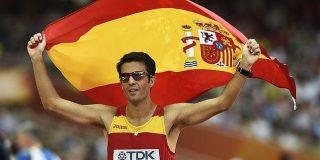 Miguel Ángel López se proclama campeón mundial 2015 de 20 km marcha