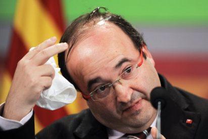 En el PSOE se están poniendo de los nervios al ver la deriva del PSC hacia el soberanismo
