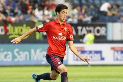 El Athletic, dispuesto a ofrecer dinero y un jugador para sacarlo de Osasuna