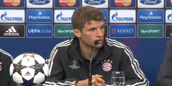 Tienta a Müller con 10 kilos por temporada