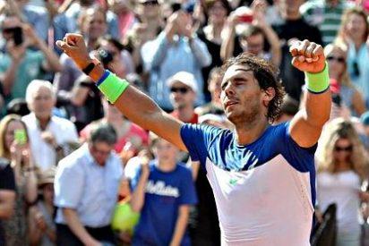 Rafa Nadal puede con Fognini y con sus fantasmas y se proclama campeón de Hamburgo