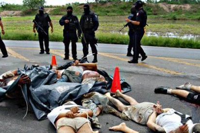 La violencia narco en México produce más cadáveres que las guerras de Afganistán e Irak