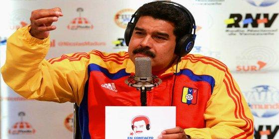 """El chavista Maduro crea una nueva unidad métrica: el """"milímetro de segundo"""""""
