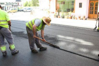 El próximo martes comenzará la campaña de asfaltado de verano en Cáceres