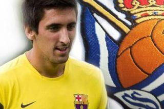 El ex del Barcelona se ofrece a la Real Sociedad