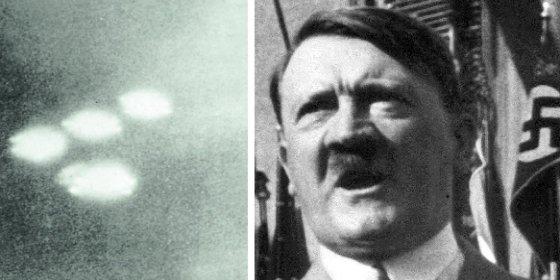 El platillo volante nazi construido para lanzar una bomba atómica