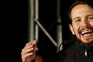 """Los tertulianos de Carlos Cuesta ponen a escurrir a Pablo Iglesias: """"Egocéntrico, endiosado"""""""