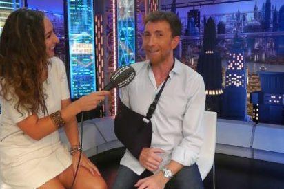 """Pablo Motos: """"Me gusta Alfonso Rojo cuando se pone killer porque dice cosas que yo también pienso"""""""