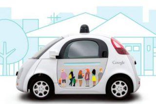 Google transforma su coche autónomo en una galería de arte