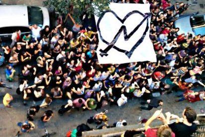 El Ayuntamiento podemita de Madrid no impide el desalojo del nuevo 'Patio Maravillas'