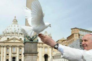 """Francisco: """"La paz debe ser conquistada, no es un bien que se obtiene sin esfuerzos"""""""