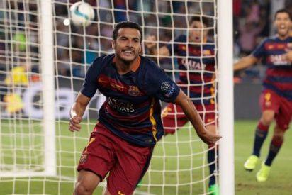 Pedro pone rumbo al Chelsea