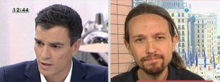 """Alfonso Merlos destripa las intenciones de Pedro Sánchez y Pablo Iglesias: """"Están en la revisión del cordón sanitario"""""""