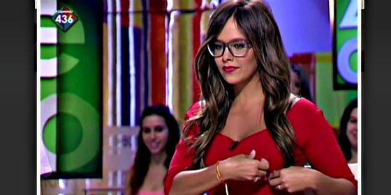 Cristina Pedroche vuelve a 'Zapeando' morena, contenta y con 'nuevo' pezón